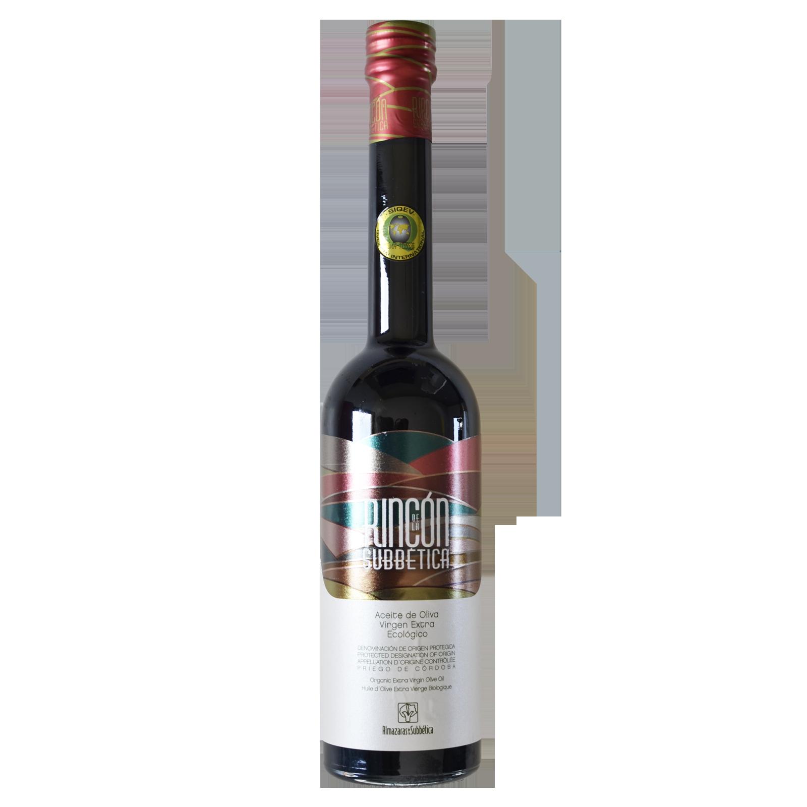 Rincón de la Subbética huile d'olive 500 mL www.lapicuda.fr